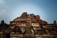 forntida pagoda Arkivfoto