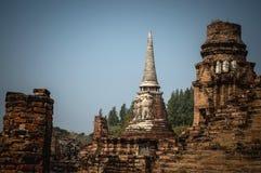 forntida pagoda Arkivbild