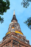 forntida pagoda Royaltyfria Foton