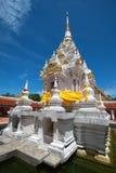 forntida pagoda södra thailand Arkivbilder