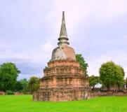 forntida pagodas Royaltyfri Bild