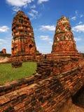 Forntida pagodas Arkivfoton