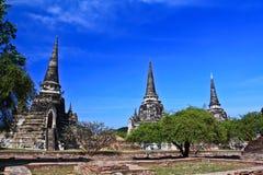 Forntida pagodas Arkivbild