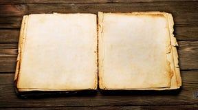 forntida papper arkivbild