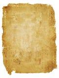 forntida parchment Royaltyfria Bilder