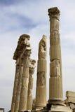 forntida pergamon Arkivfoto