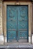 forntida portal Royaltyfri Bild