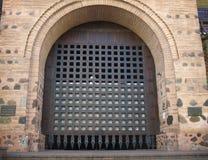 Forntida portar i staden av kiev Royaltyfri Bild