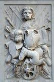 forntida ramsten Arkivbild