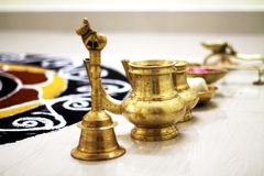 Forntida rituella objekt royaltyfri foto