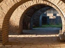Forntida Roman Coliseum Royaltyfri Foto