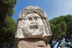 forntida roman skulptur Fotografering för Bildbyråer
