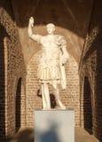 forntida roman staty Royaltyfri Fotografi
