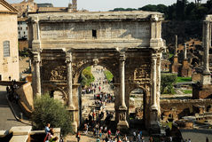 forntida rome Royaltyfri Fotografi