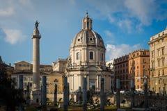 forntida rome Arkivbild