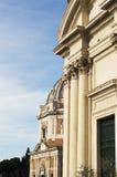 Forntida Rome rome stad Royaltyfri Fotografi