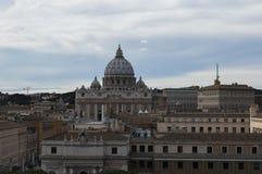 Forntida Rome rome stad Royaltyfria Bilder