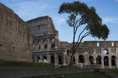 Forntida Rome rome stad Arkivbilder