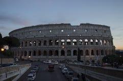 Forntida Rome rome stad Royaltyfri Bild