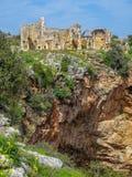 Forntida rome stad Arkivbild