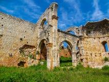 Forntida rome stad Fotografering för Bildbyråer