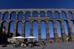 Forntida Rome vattenväg royaltyfri foto