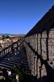 Forntida Rome vattenväg royaltyfria foton