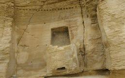 Forntida romersk cella Arkivfoton