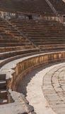 Forntida romersk stadion Arkivfoton
