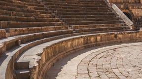 Forntida romersk stadion Arkivbilder