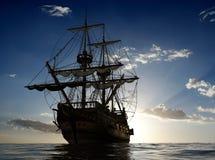 forntida ship fotografering för bildbyråer