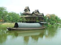 Forntida Siam, Bangkok, Thailand, Asien Royaltyfria Bilder