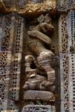 Forntida skulptör Royaltyfria Foton