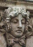 Forntida skulptur Arkivbilder