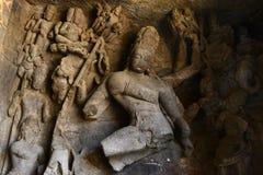 forntida skulpturer Arkivfoto