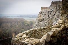 forntida slott royaltyfri bild