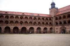forntida slott Royaltyfria Foton