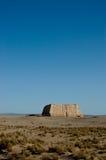 forntida slottporslinmilitär Arkivbild