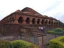 Forntida ställen av bengal konungar royaltyfri fotografi