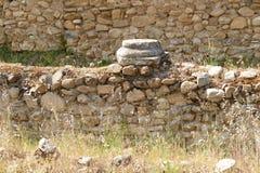 forntida stad Royaltyfri Bild