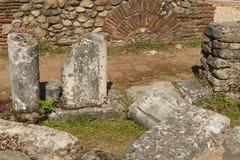 forntida stad Royaltyfri Fotografi