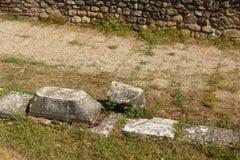 forntida stad Royaltyfria Foton