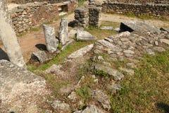 forntida stad Arkivbild