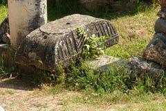 forntida stad Arkivfoton