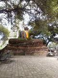 Forntida stad av thailand royaltyfri bild
