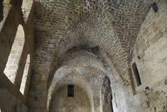forntida stad israel för tunnland Royaltyfri Fotografi