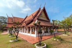 forntida stad thailand arkivbild
