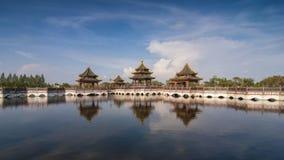 forntida stad thailand arkivfoto