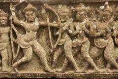 forntida stad thailand royaltyfri foto