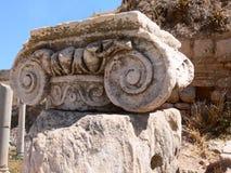 forntida stadsephesus Royaltyfri Fotografi
